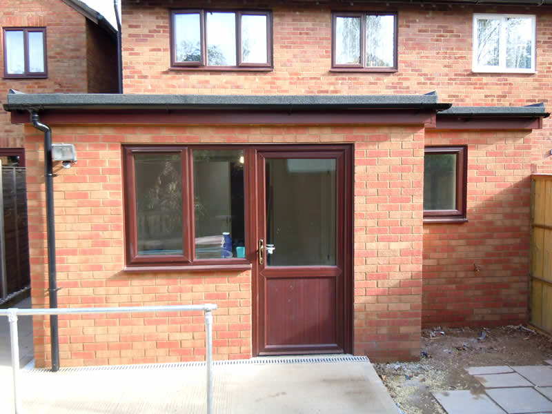 Building Extensions Are A Specialism Of Building Contractor Simon