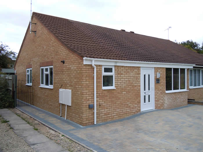 Building extensions are a specialism of building - Bungalow extension designs ...